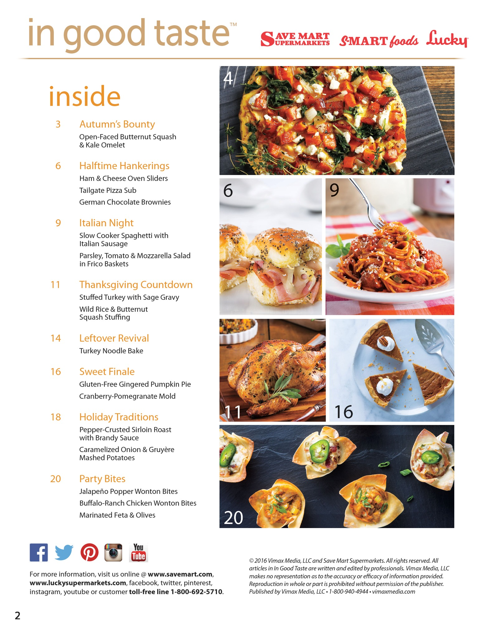 fall 2016 save mart igt emagazine